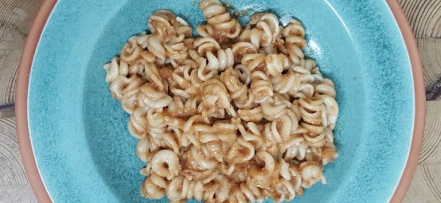 פסטה כוסמין ברוטב רוזה – בישול עדין