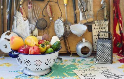 איזה מכשירים כדאי שיהיו במטבח הטבעונאי